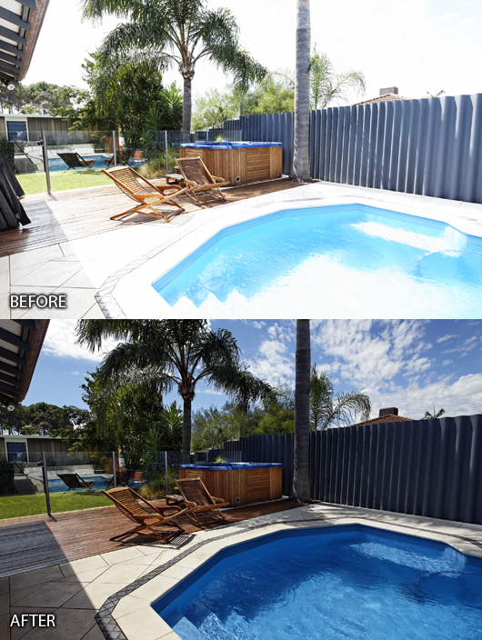 Property Photo Retouching